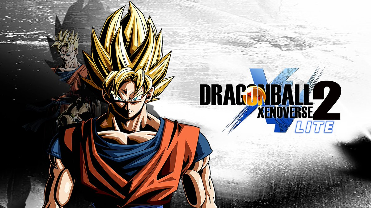 Dragon Ball Xenoverse 2 Lite vertraagd