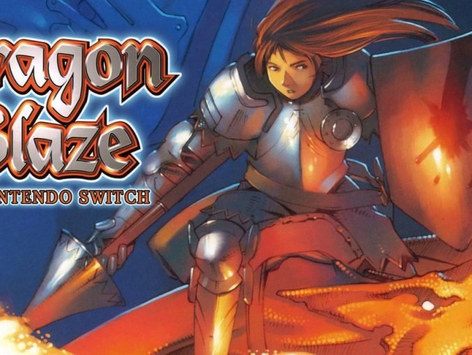 Release - Dragon Blaze for Nintendo Switch