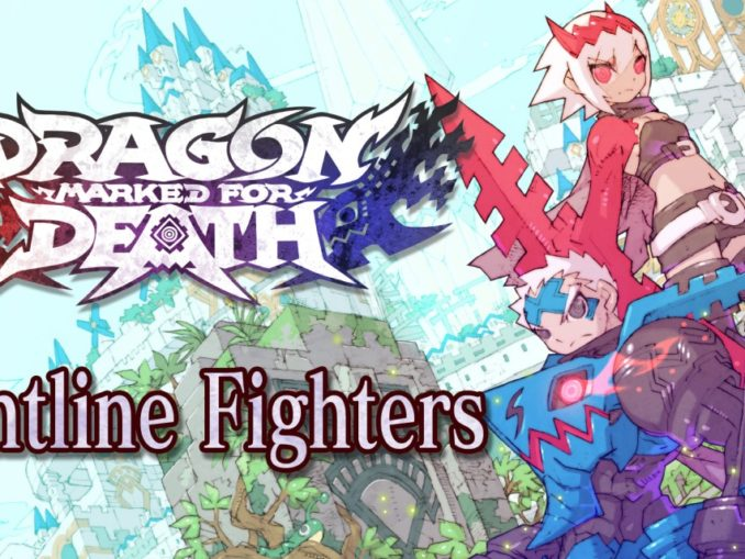 Release - Dragon Marked for Death: Frontline Fighters