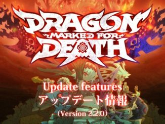 Nieuws - Dragon Marked For Death – Versie 2.2.0
