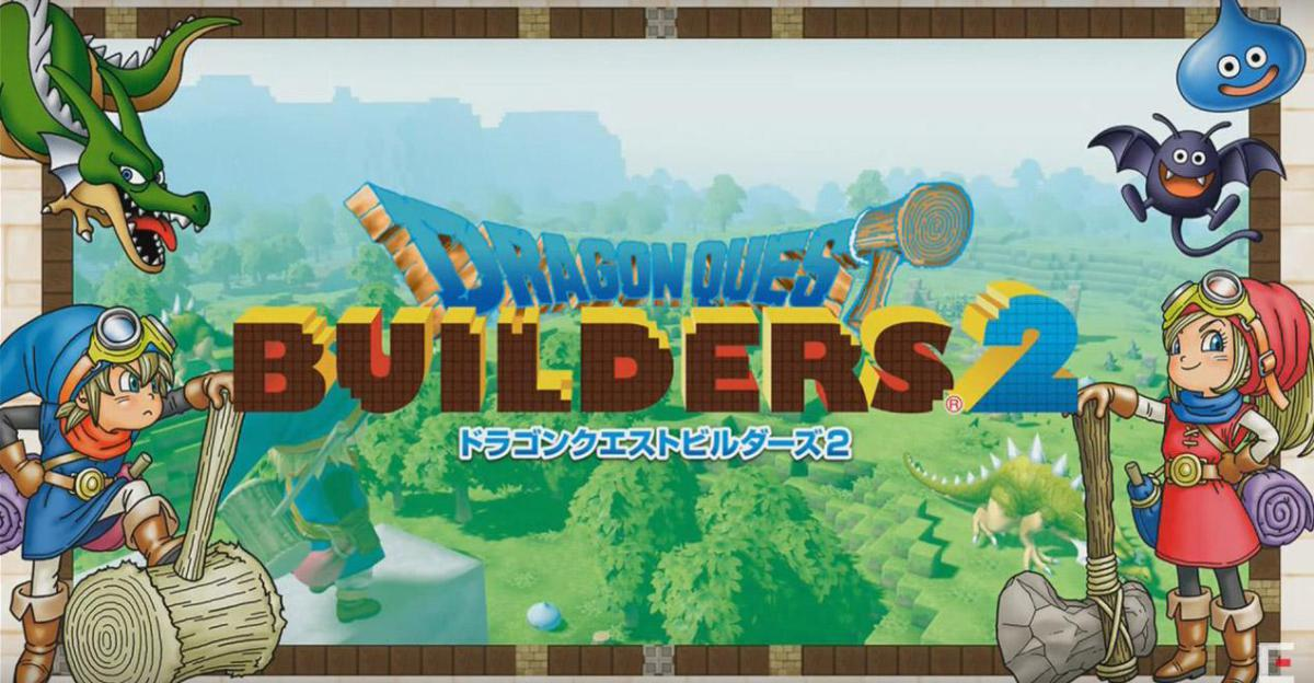 Dragon Quest Builders 2 komt 20 December in Japan