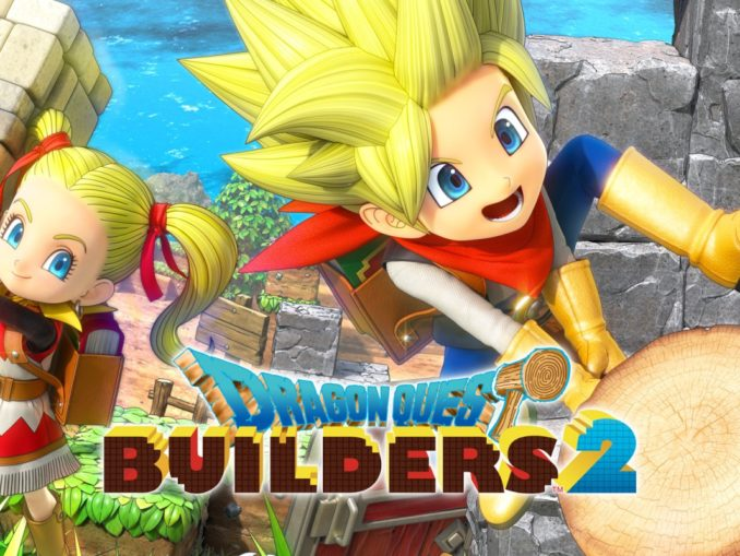 News - Dragon Quest Builders 2 – Multiplayer Trailer