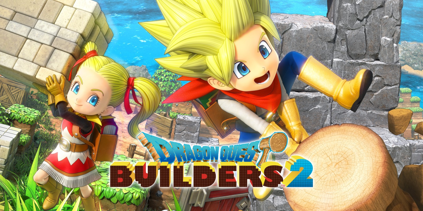 Dragon Quest Builders 2 – Multiplayer Trailer