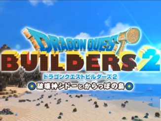 Dragon Quest Builders 2 – Sold 50% launch shipment