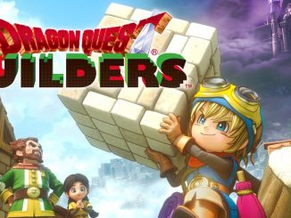 Release - Dragon Quest Builders
