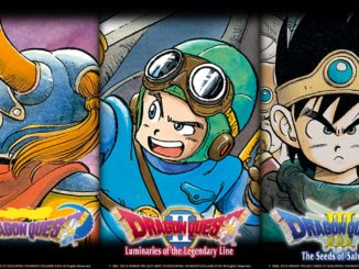 Dragon Quest I, II, And III – Physical Edition