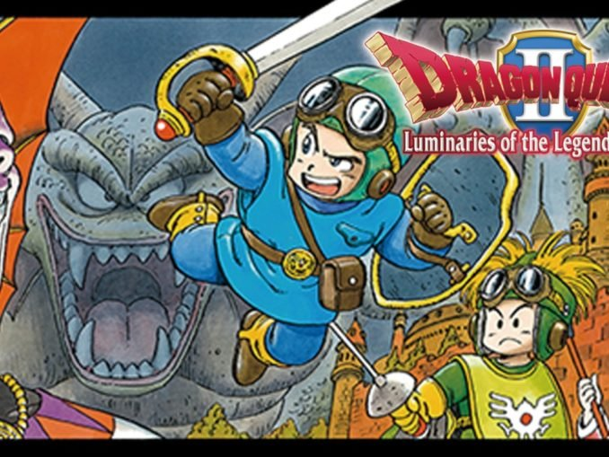 Release - DRAGON QUEST II: Luminaries of the Legendary Line