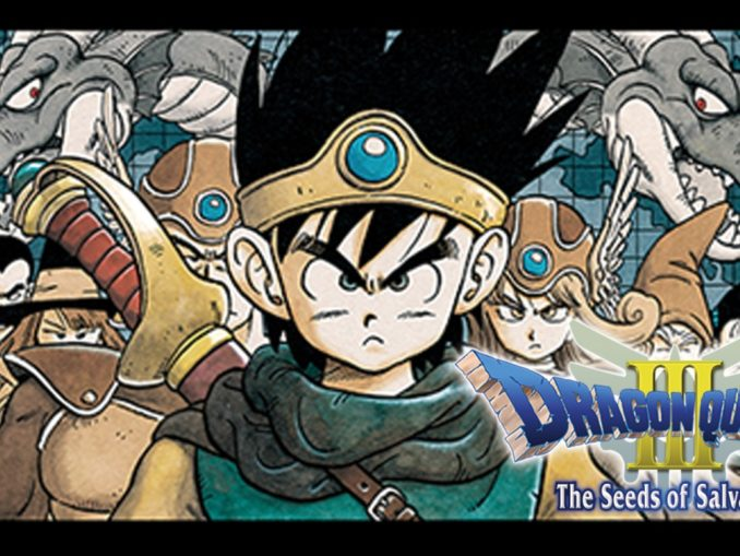 Release - DRAGON QUEST III: The Seeds of Salvation