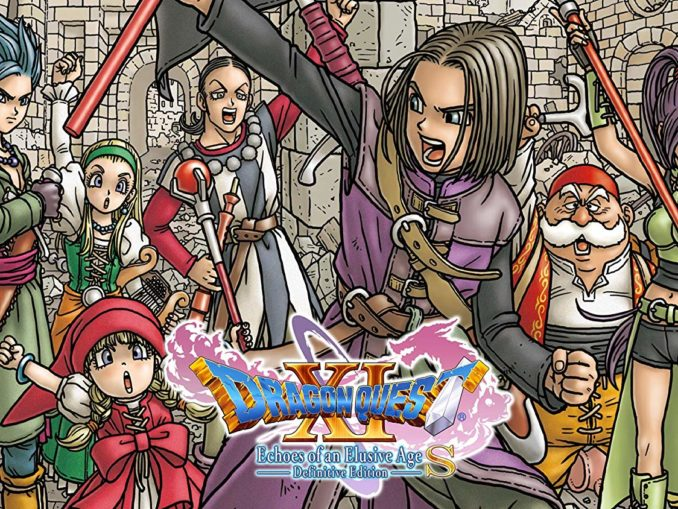 Nieuws - Dragon Quest XI S: Echoes Of An Elusive Age – Definitive Edition Accolades Trailer