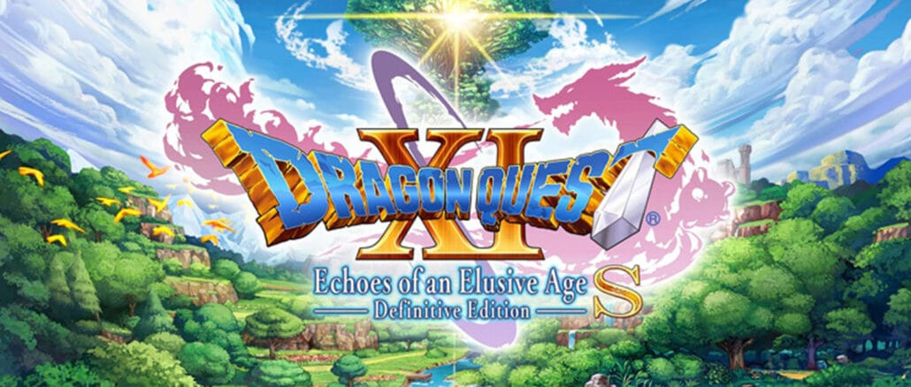 Dragon Quest XI S: Echoes of an Elusive Age – Definitive Edition – Niet langer exclusief