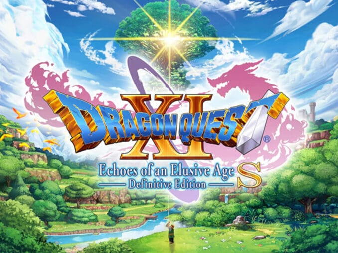 Nieuws - Dragon Quest XI S: Echoes of an Elusive Age – Definitive Edition – Niet langer exclusief
