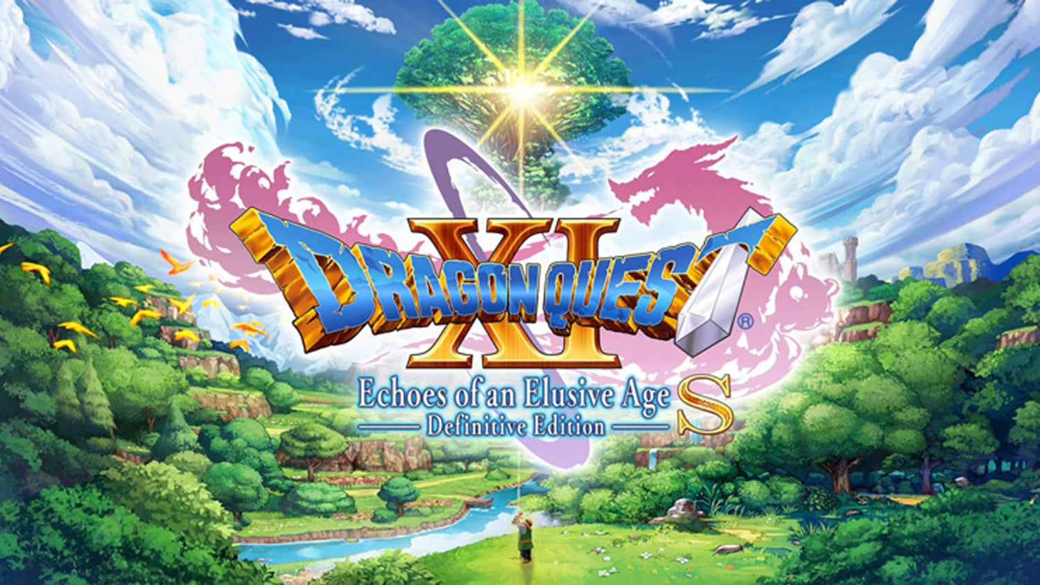 Dragon Quest XI S: Echoes of an Elusive Age – Definitive Edition – No Longer Exclusive