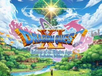 Dragon Quest XI S – Eerste 20 minuten