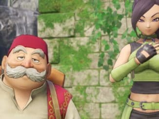 Nieuws - Dragon Quest XI S – Jade & Rab Trailer