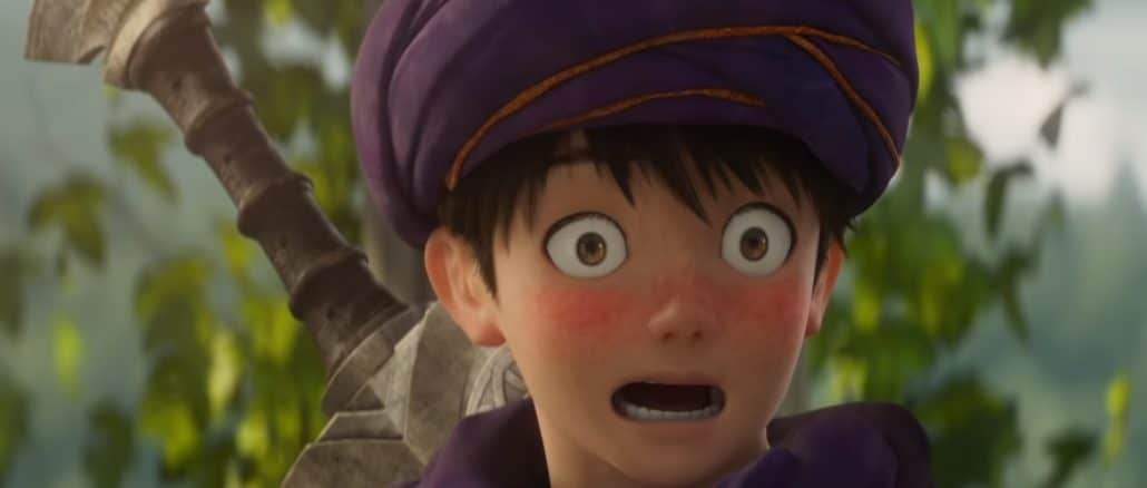 Dragon Quest: Your Story coming as a Netflix Original Movie