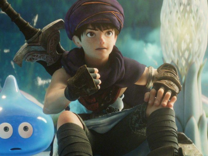 Nieuws - Dragon Quest: Your Story Debuut Trailer