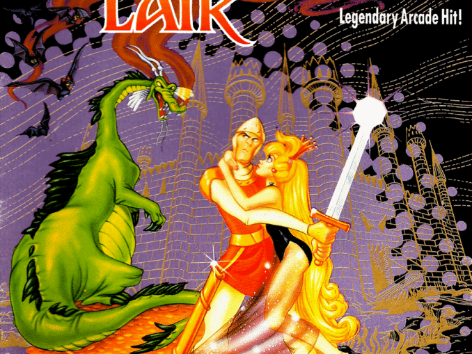 Release - Dragon's Lair