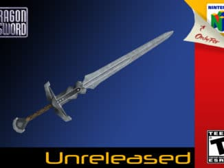 Release - Dragon Sword 64