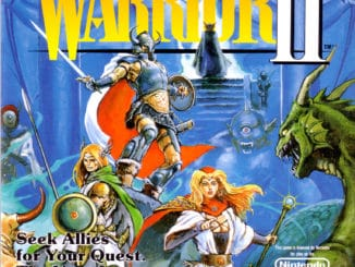 Release - Dragon Warrior II