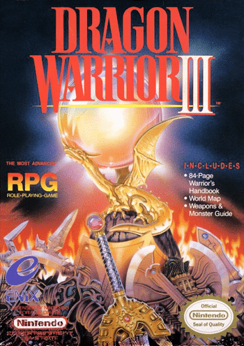 Release - Dragon Warrior III