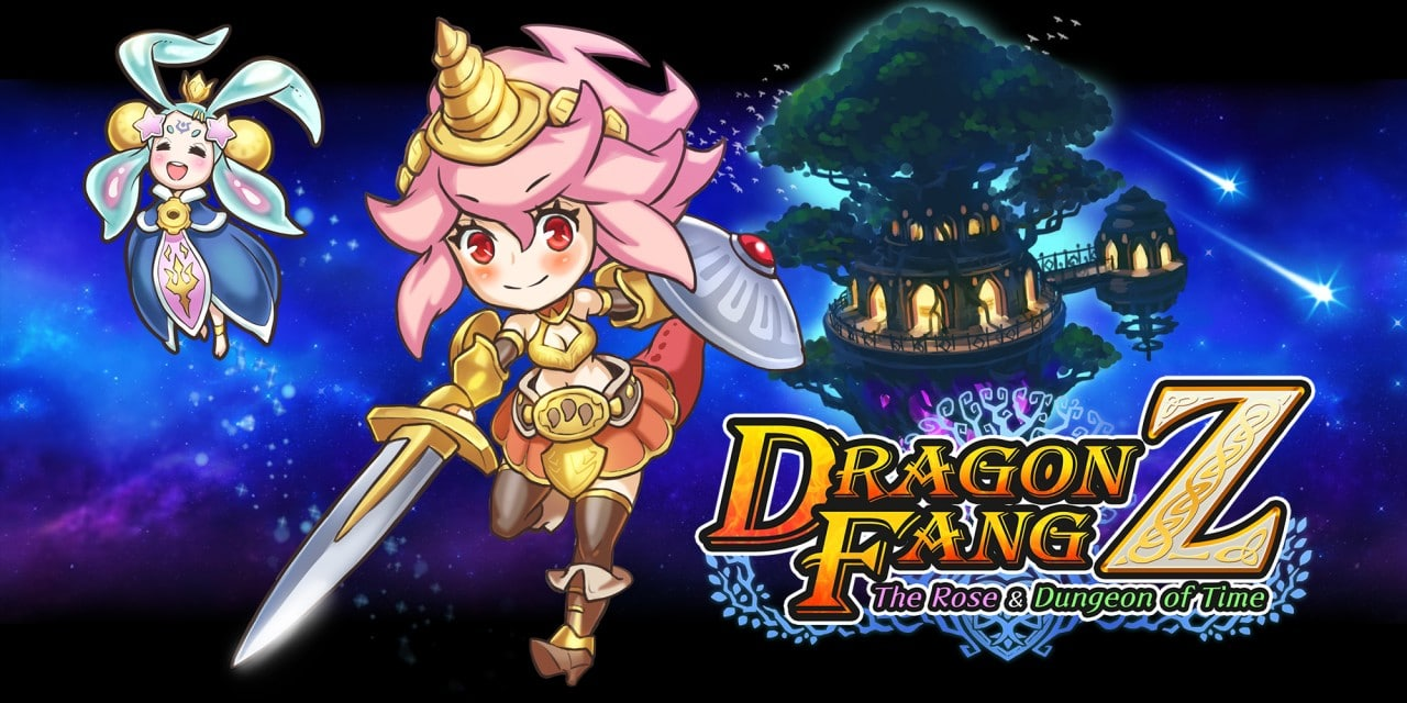 DragonFangZ – The Rose & Dungeon of Time
