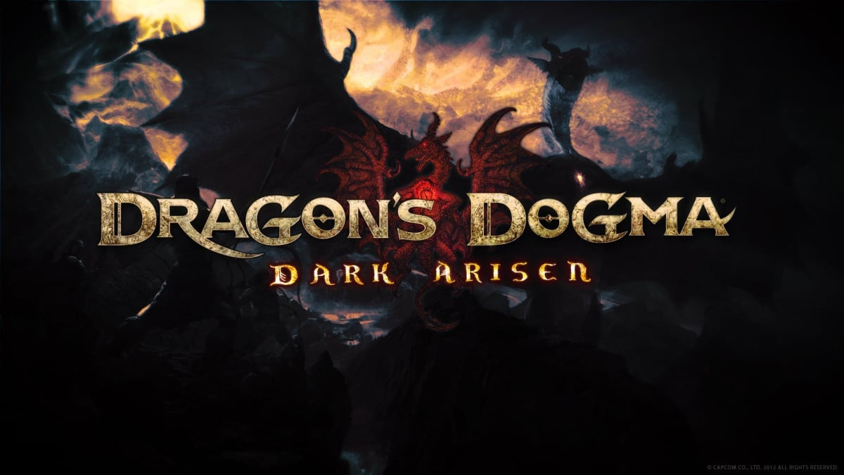 Dragon's Dogma: Dark Arisen gameplay footage