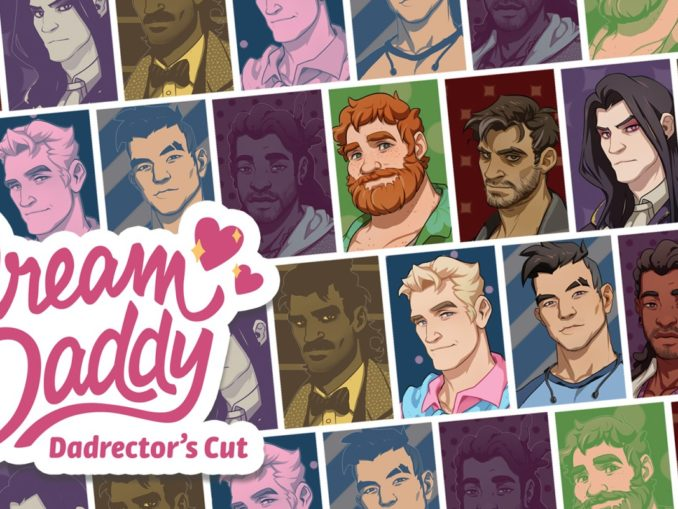 Release - Dream Daddy: A Dad Dating Simulator