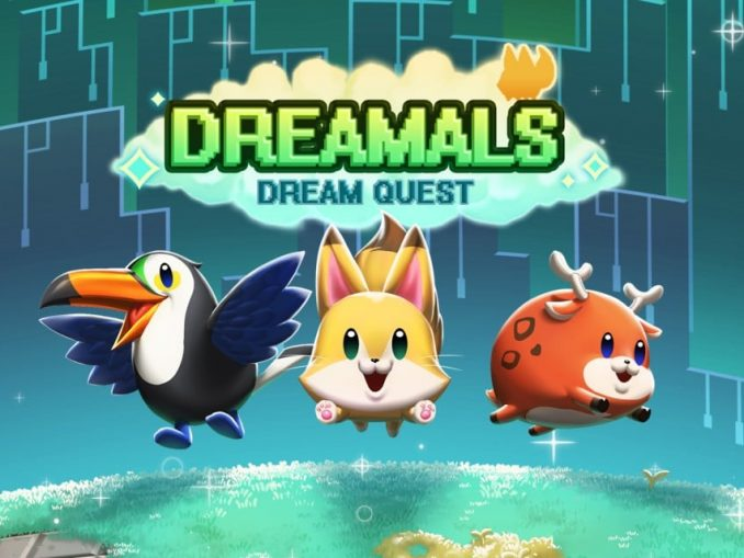 Release - Dreamals: Dream Quest