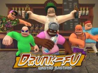 Release - Drunk-Fu: Wasted Masters