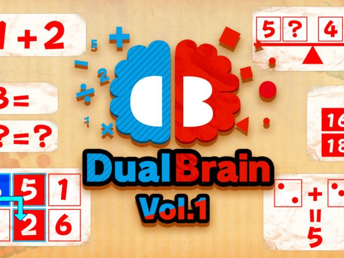 Release - Dual Brain Vol.1: Calculation