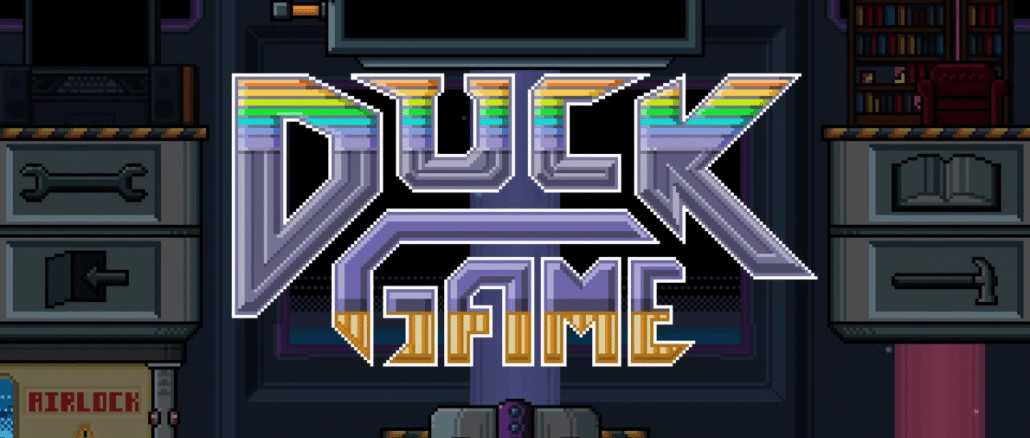 Duck Game komt begin Mei