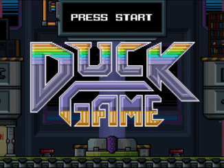 News - Duck Game still coming