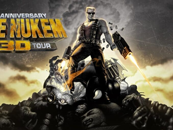 Release - Duke Nukem 3D: 20th Anniversary World Tour