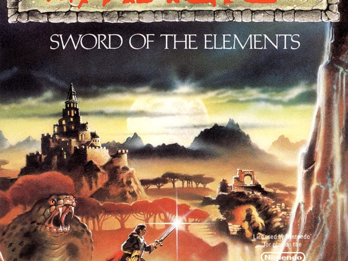 Release - Dungeon Magic: Sword of the Elements