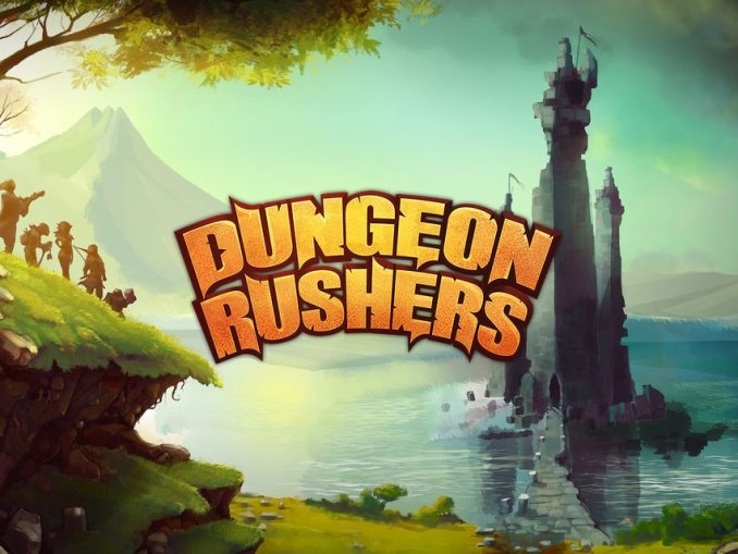 Release - Dungeon Rushers