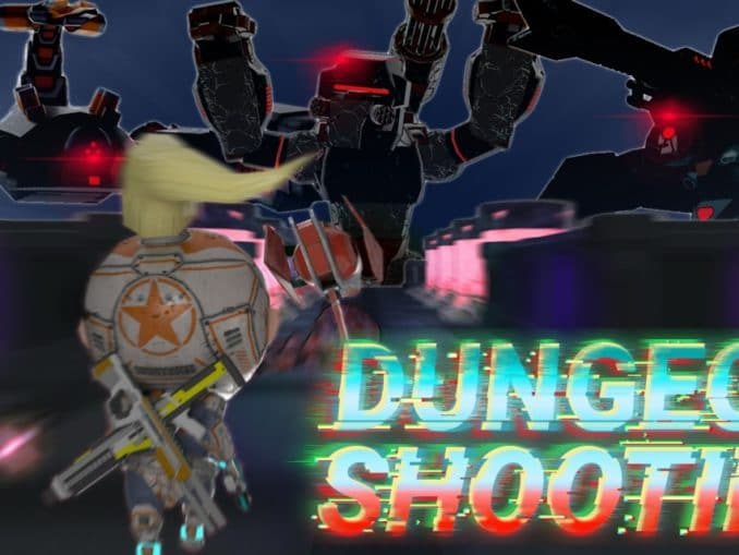 Release - Dungeon Shooting