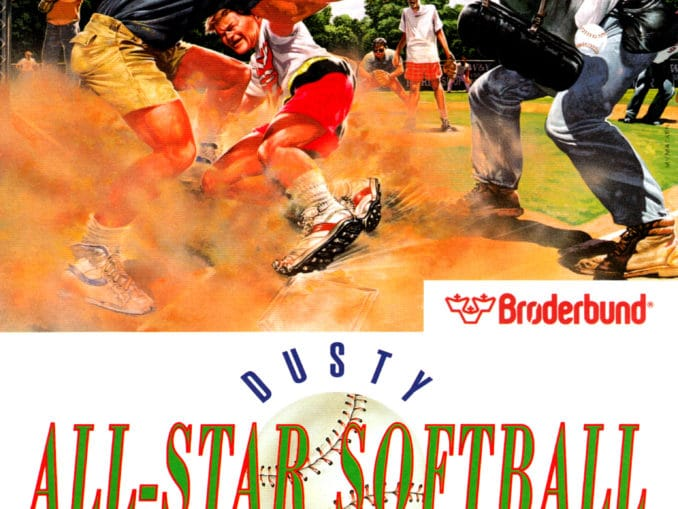 Release - Dusty Diamond's All-Star Softball