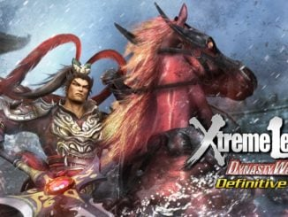 Release - DYNASTY WARRIORS 8: Xtreme Legends Definitive Edition