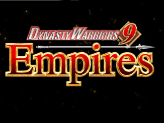Dynasty Warriors 9 Empires aangekondigd