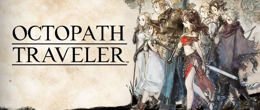 Early Demo open voor Octopath Traveler op mobiel