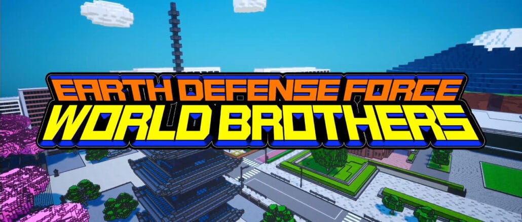 Earth Defense Force: World Brothers – 2 uur gameplay