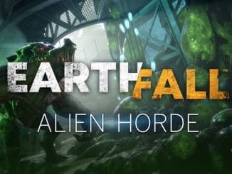Earthfall: Alien Horde announced