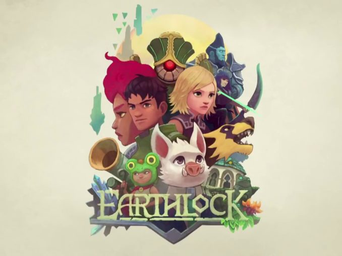 News - Earthlock – Physical release pre-orders start May 16th