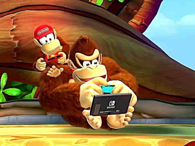 News - Easter egg Donkey Kong Country: Tropical Freeze
