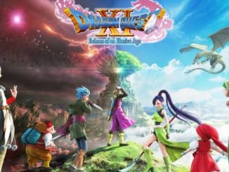 EDGE scores Dragon Quest XI