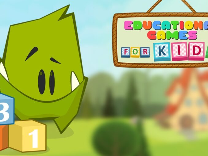 Release - Educational Games for Kids