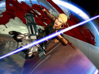 Nieuws - Eerste gameplay footage Attack on Titan 2