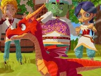 News - Eerste trailer Little Dragons Café