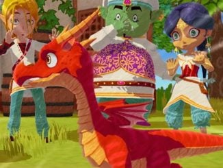 Eerste trailer Little Dragons Café