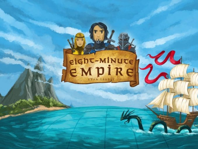 Release - Eight-Minute Empire: Complete Edition